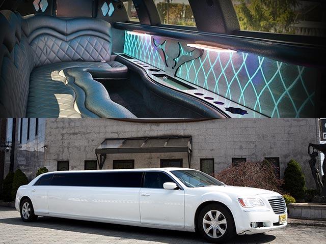 Chrysler 300 Limo Service NJ